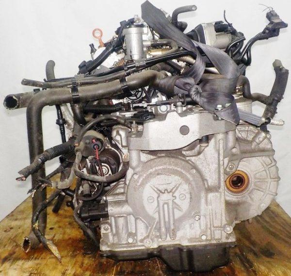 Двигатель Volkswagen BAG - 082027 AT FF Touran 59 000 km 5