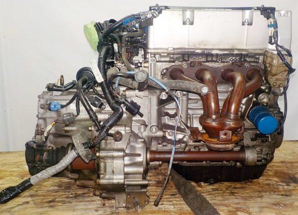 КПП Honda K20A AT FF Accord 4