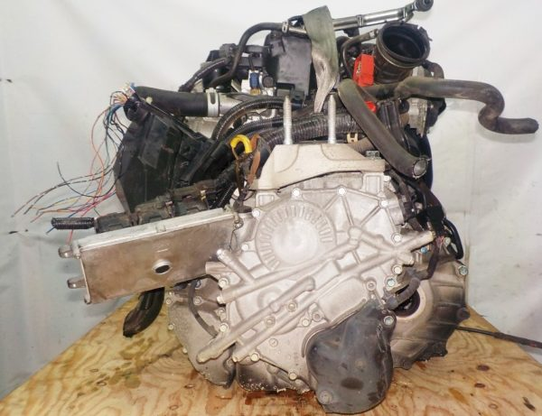 Двигатель Honda R18A - 1725194 CVT SXEA FF RN6 111 927 km коса+комп 7