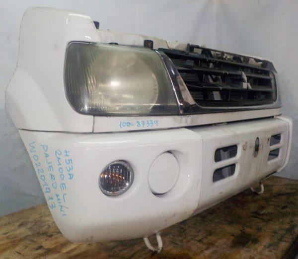 Ноускат Mitsubishi Pajero Mini, (2 model) (W02201913) 2