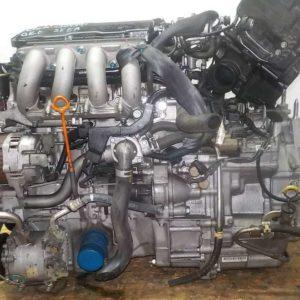 Двигатель Honda L13A - 4304391 CVT SE5A FF GE6 коса+комп 8