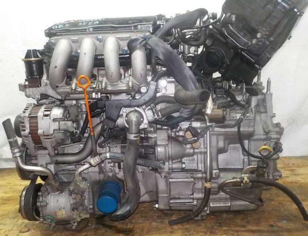КПП Honda L13A CVT SE5A FF GE6 1