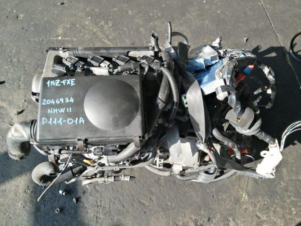 КПП Toyota 1NZ-FXE AT P111-01A FF NHW11 2