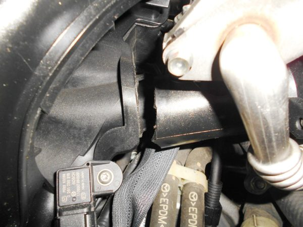 Двигатель Mazda P3-VE - 30202104 CVT FF DEJFS 86 000 km коса+комп 3