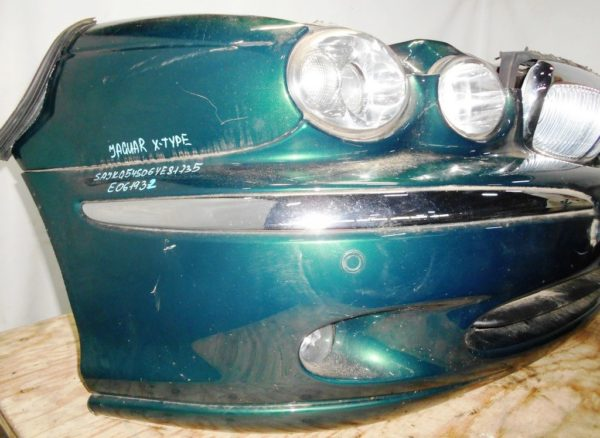 Ноускат Jaguar X-type (E061932) 2