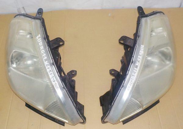 Ноускат Nissan Tiida (W121802) 10