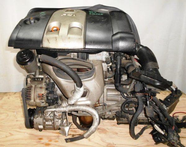 Двигатель Volkswagen BLF - 214065 AT FF Golf 180 000 km 1
