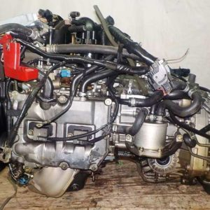 Двигатель Subaru EJ20-T - B871653 AT TG5C7CBABA-Y5 FR 4WD EJ20X BP5 комп 9