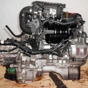 Двигатель Suzuki K12B - 1010438 CVT FF ZC71S 8