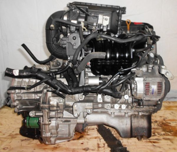 КПП Suzuki K12B CVT FF 1