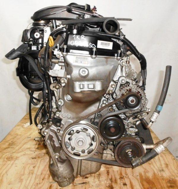 КПП Toyota 1KR-FE AT A4B-D-02A FF KGC10 3