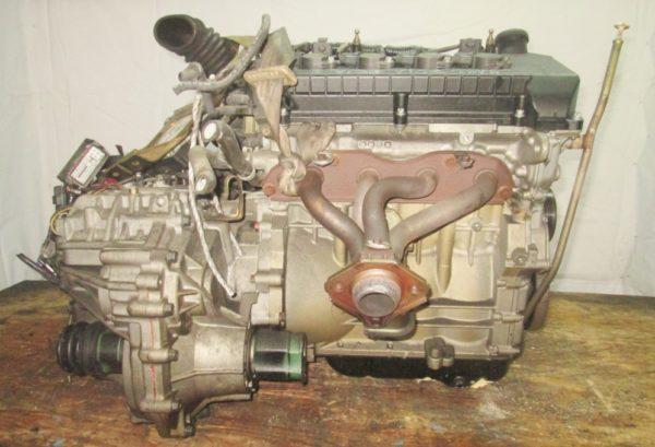 Двигатель Mitsubishi 4A90 - 0002136 CVT F1C1A FF Z21A коса+комп 5