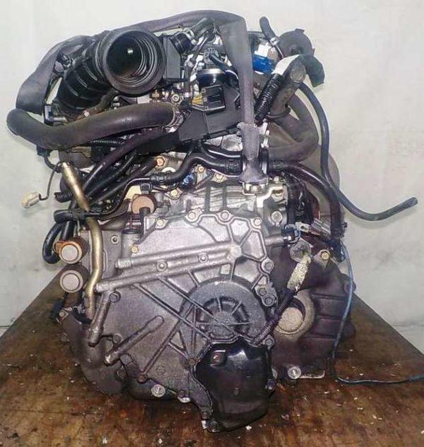 Двигатель Honda K24A - 2508364 AT MGTA FF Accord коса 7