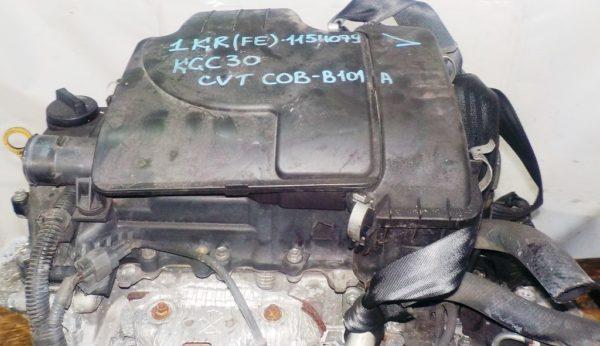 КПП Toyota 1KR-FE CVT B101A FF KGC30 2