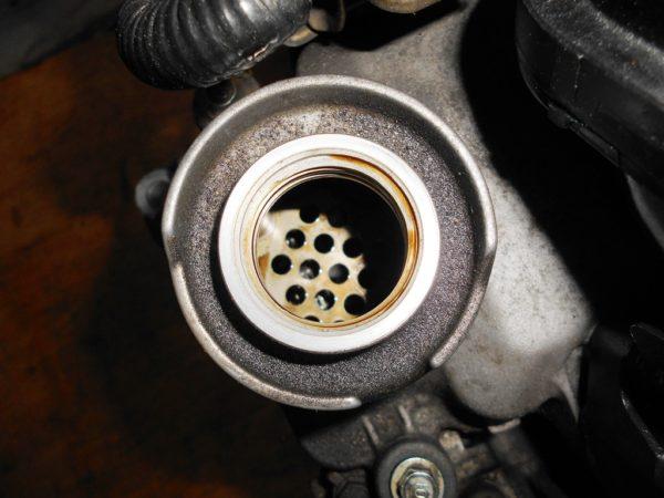Двигатель Honda L13A - 1166371 CVT SWRA FF GD1 коса+комп 6