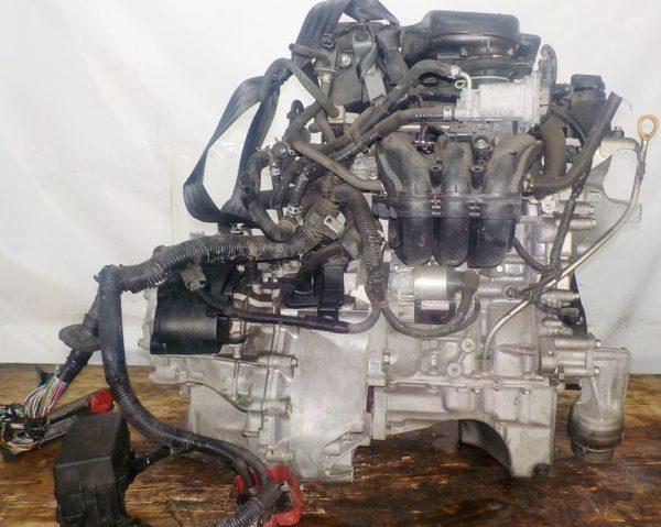КПП Toyota 1KR-FE CVT B101A FF KGC30 4