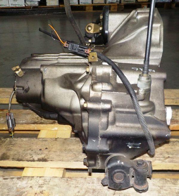 АКПП Nissan GA15-DE MT EFI (776) 4