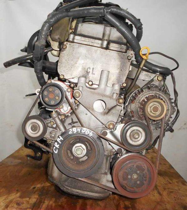 КПП Nissan CR14-DE AT RE4F03B FF Z11 3