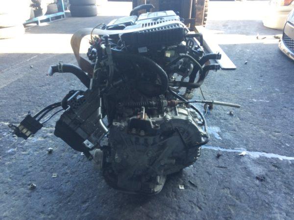 КПП Mazda ZY CVT FF DE5FS 5