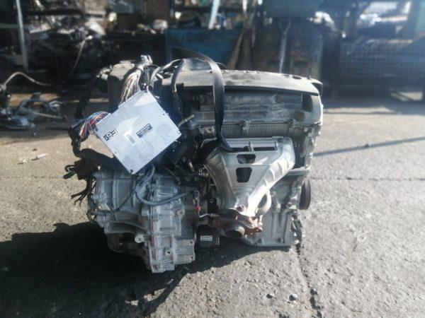 Двигатель Toyota 1NZ-FE - D484002 CVT K210-02A FF NCP81 156 000 km электро дроссель коса+комп 4