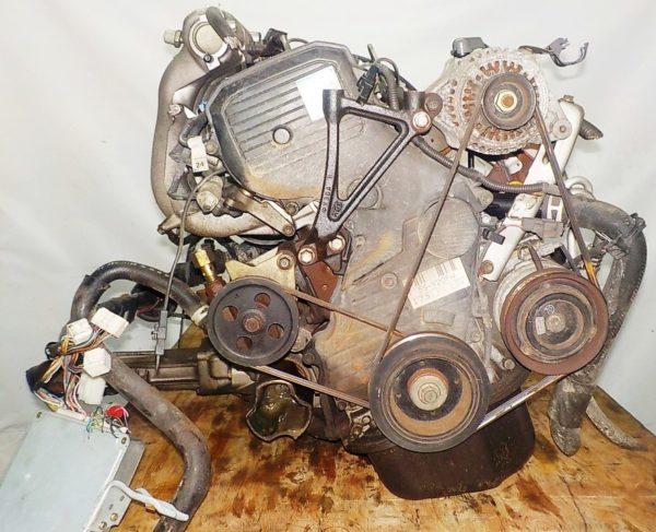Двигатель Toyota 5S-FE - 1065081 AT A541F FF 4WD Gracia коса+комп 3