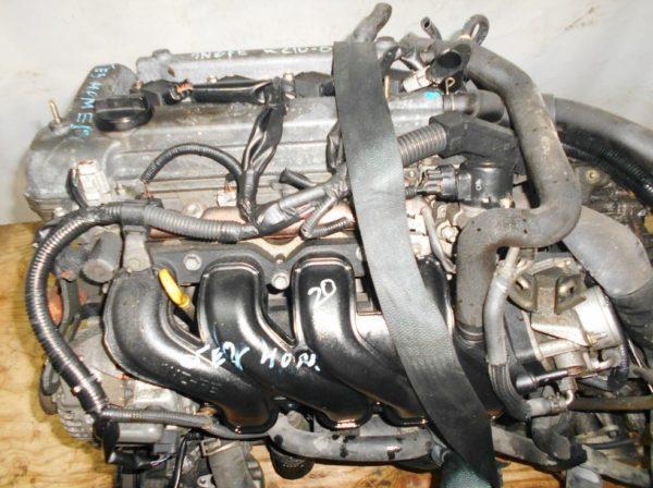 Двигатель Toyota 1NZ-FE - БЕЗ НОМЕРА CVT K210-02A FF NCP81 86 000 km электро дроссель коса+комп 2
