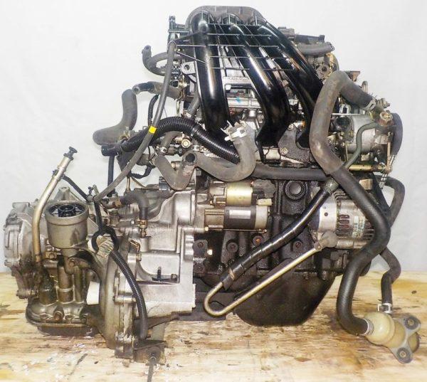 Двигатель Daihatsu EF-VE - 8224462 AT FF 5
