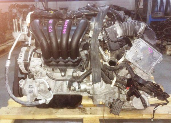 Двигатель Mazda P3 - 30229759 CVT FF DEJFS 90 000 km 1