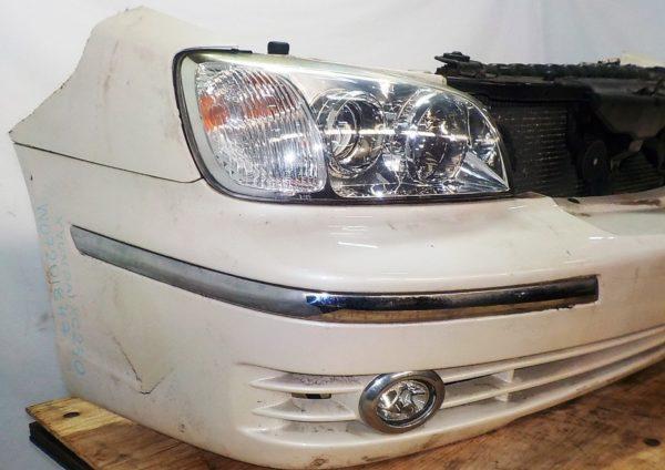 Ноускат Hyundai XG 250, брак радиатора охлаждения (W07201847) 2