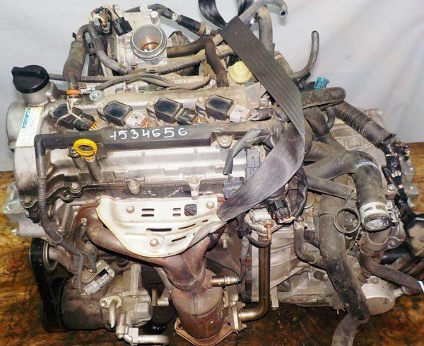 Двигатель Toyota 2SZ-FE - 1534656 CVT K410 FF коса+комп 2