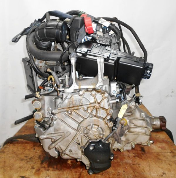 Двигатель Honda K20A - 2727916 AT MTKA FF 4WD RG2 5