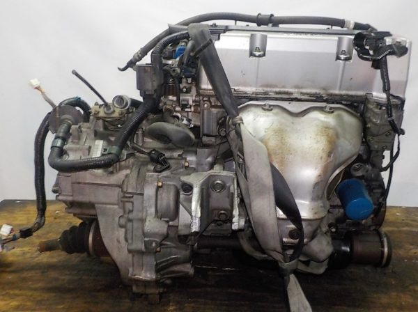 КПП Honda K24A AT FF Odyssey, брак 1-го соленоида 7