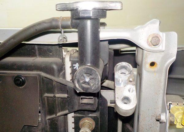 Ноускат Mitsubishi Colt (E061834) 7