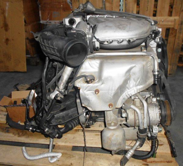 Двигатель Volkswagen AZX - 018532 AT FF коса+комп, без КПП 1