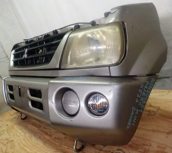 Ноускат Mitsubishi Pajero Mini, (2 model) (W04201821) 3