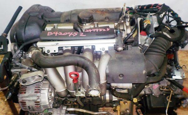 Двигатель Volvo B4204S2 - 2499525 коса+комп 2