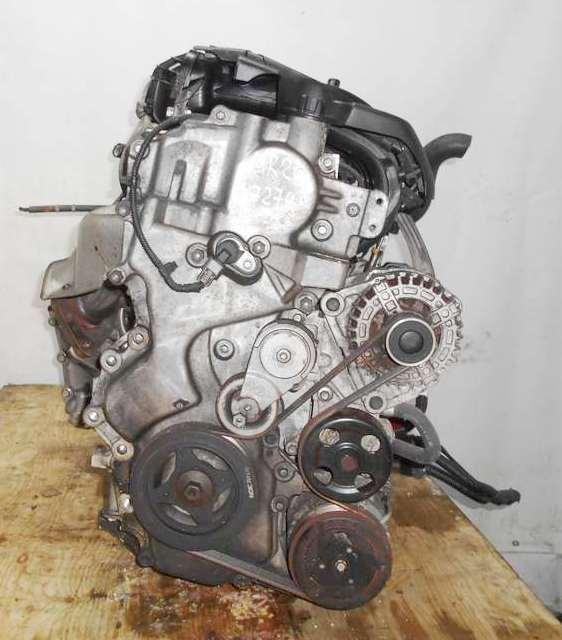 КПП Nissan MR20-DE CVT RE0F10A GB57 FF B30 3