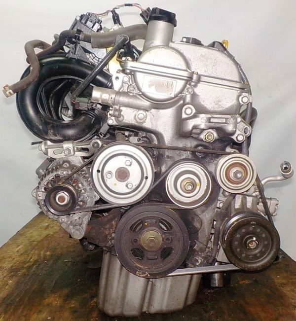 Двигатель Toyota 2SZ-FE - БЕЗ НОМЕРА CVT K410 FF коса+комп 3