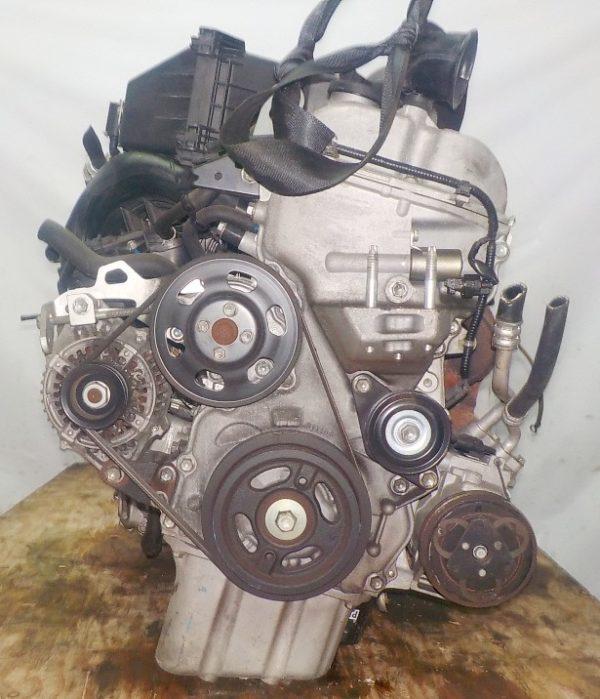 Двигатель Suzuki K12B - 1143230 CVT ZC71S 101 000 km 3