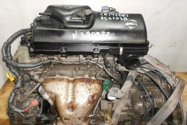 КПП Nissan CR14-DE AT RE4F03B FF Z11 2