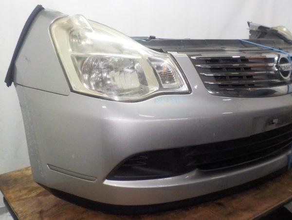 Ноускат Nissan Bluebird Sylphy 11, (1 model) (W04201911), радиатор ZRE152 2