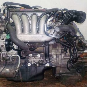 Двигатель Honda K24A - 2508364 AT MGTA FF Accord коса 9