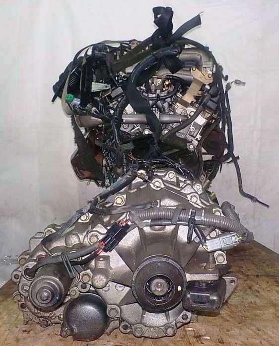 КПП Nissan VQ35-DE AT FR 4WD Elgrand 9