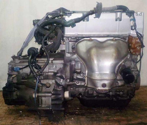 Двигатель Honda K24A - 2508364 AT MGTA FF Accord коса 6
