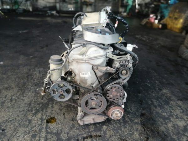 Двигатель Toyota 2NZ-FE - 3328814 AT U441E-02A FF NCP30 143 000 km коса+комп 3