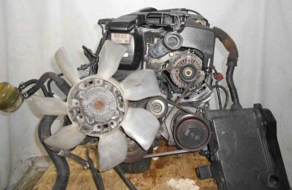 Двигатель Toyota 1G-FE - 7000369 AT 03-70LS A42DE-04A FR GX110 BEAMS 172 300 km коса+комп 4