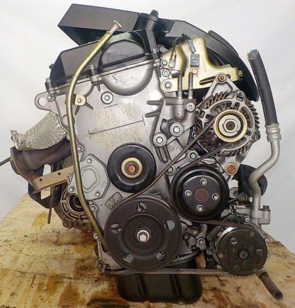 Двигатель Mitsubishi 4A90 - 0017410 CVT F1C1A FF Z21A 79 000 km коса+комп 4
