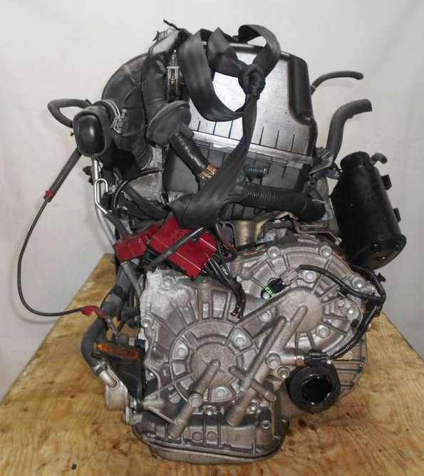 Двигатель Toyota 1NZ-FE - БЕЗ НОМЕРА CVT K210-02A FF NCP81 154 000 km электро дроссель коса+комп 5