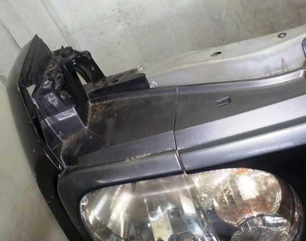 Ноускат Nissan Cube 11, (2 model) (W03201833) 3