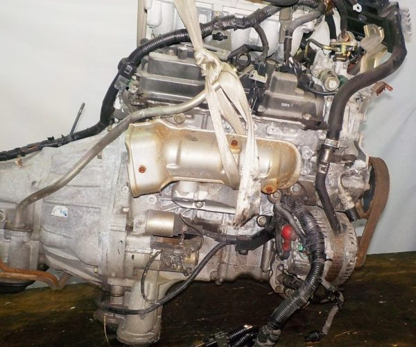 Двигатель Nissan VQ25-DE - 256038A AT RE5R05A FR Elgrand коса+комп 5